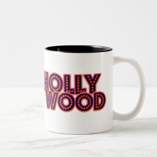 Hollywood Two-Tone Coffee Mug