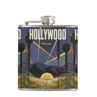 Hollywood USA Vintage Travel flask