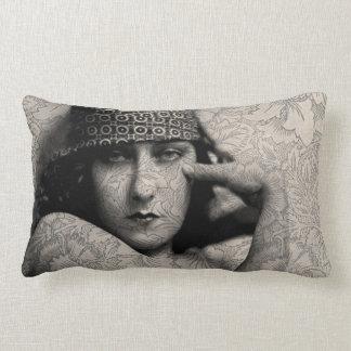Hollywood Vintage Gloria Throw Pillow