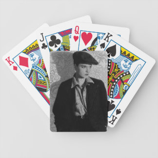 Hollywood Vintage Louise Bicycle Playing Cards
