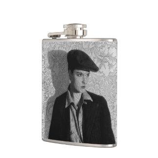 Hollywood Vintage Louise Hip Flask