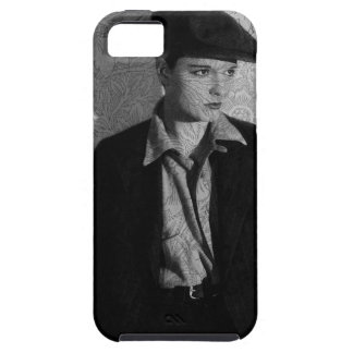 Hollywood Vintage Louise iPhone 5 Cover