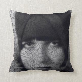 Hollywood Vintage Louise Take 2 Throw Pillow