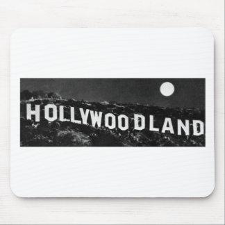 Hollywoodland Mousepad