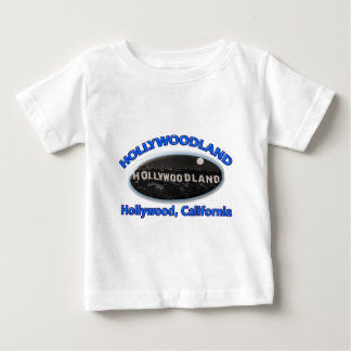 Hollywoodland Sign Baby T-Shirt