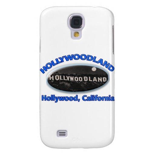 Hollywoodland Sign Samsung Galaxy S4 Cover