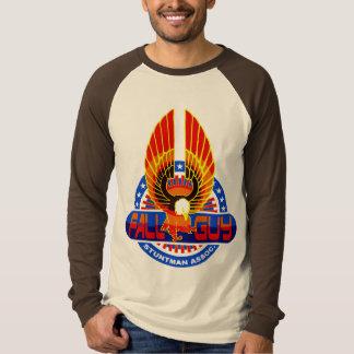 Hollywoods Finest Fallguy Tee Shirt