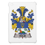 Holm Family Crest iPad Mini Case