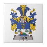 Holm Family Crest Tiles