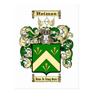 Holman Postales