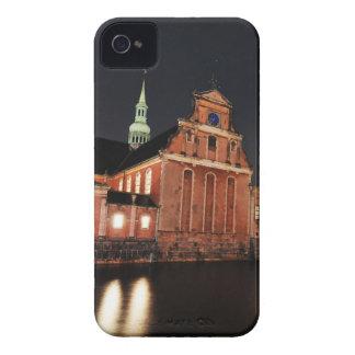 Holmens Church (Kirke) in Copenhagen, Denmark iPhone 4 Case