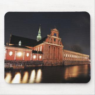 Holmens Church (Kirke) in Copenhagen, Denmark Mouse Pad