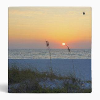 Holmes Beach Sunset Binder