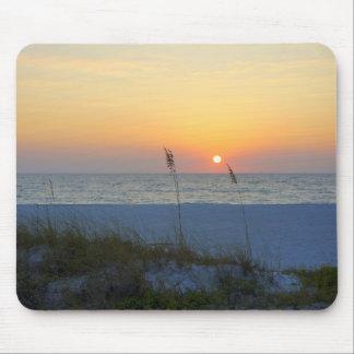 Holmes Beach Sunset Mousepads