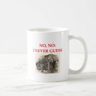 holmes del sherlock taza de café