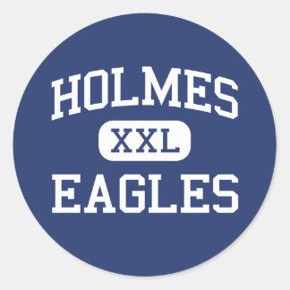 Holmes - Eagles - Junior - Long Island City Classic Round Sticker