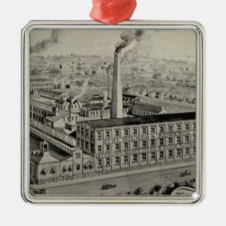 Holmes & Edwards Silver Co Metal Ornament