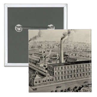 Holmes & Edwards Silver Co Pinback Button