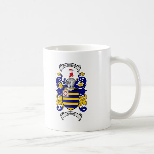 HOLMES FAMILY CREST -  HOLMES COAT OF ARMS CLASSIC WHITE COFFEE MUG