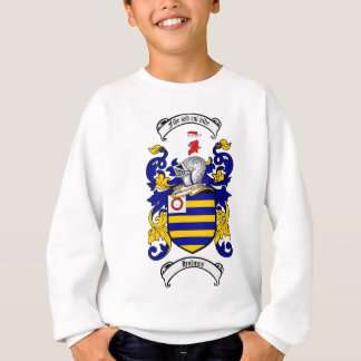 HOLMES FAMILY CREST -  HOLMES COAT OF ARMS SWEATSHIRT