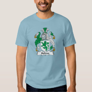 Holmes Family Crest T Shirt