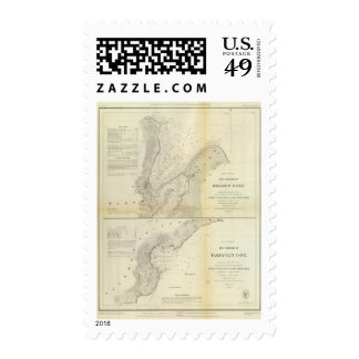 Holmes' Hole, Tarpaulin Cove Postage Stamp