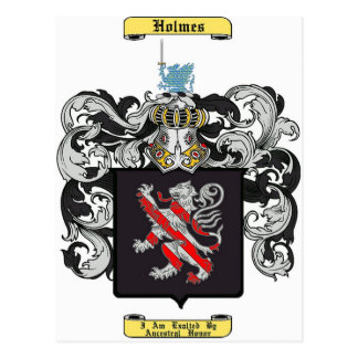 Holmes (Inglaterra) Postales