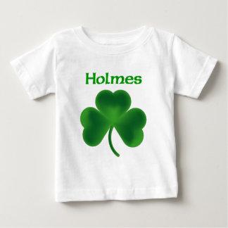 Holmes Shamrock Baby T-Shirt