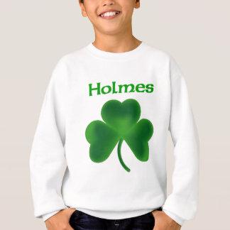 Holmes Shamrock Sweatshirt