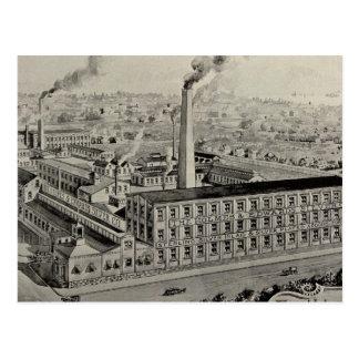 Holmes y Edwards Co de plata Tarjeta Postal