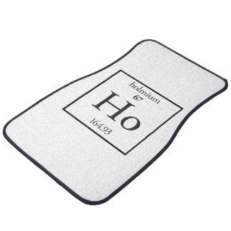 Holmium Car Floor Mat