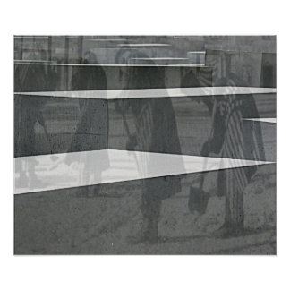 Holocaust Memorial (Denkmal), Berlin (j2mer1) Poster