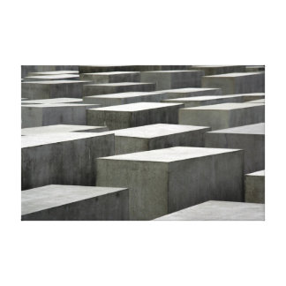 Holocaust Memorial Wrapped Canvas