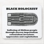 holocausto negro tapetes de raton
