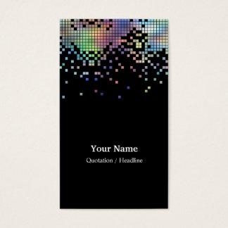 Hologram Business Card