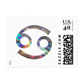 hologram cancer postage postal stamps