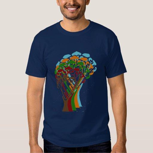 Hologram Trees Tee Shirt