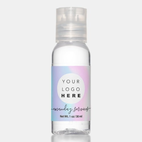 Holographic Add your  Logo Promotional Hand Sanitizer