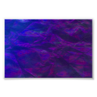 Holographic Background Poster
