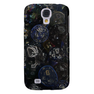 Holographic Marbles Galaxy S4 Cover