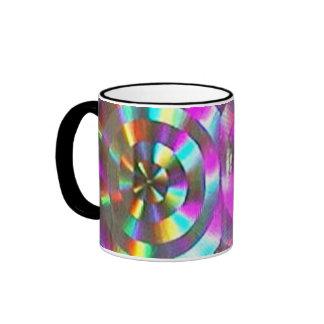 Holographic Ringer Coffee Mug