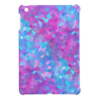 Holographic Sparkles Pattern Case For The iPad Mini
