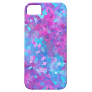 Holographic Sparkles Pattern iPhone SE/5/5s Case
