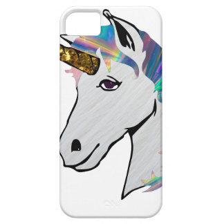 holographic unicorn iPhone SE/5/5s case