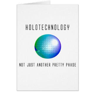 Holotechnology Card