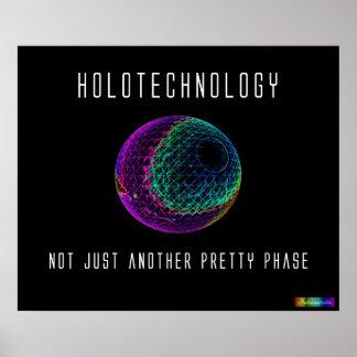 Holotechnology: No apenas otra fase bonita Póster