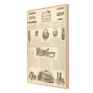 Holroyd and Company Canvas Print