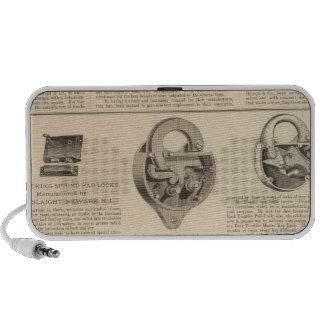 Holroyd y Company iPod Altavoz