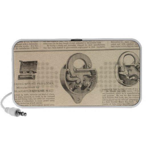 Holroyd y Company Laptop Altavoces