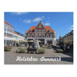 Holstebro, Denmark Postcard